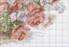Схема вышивки Корзина маков (Алиса) 6 из 6