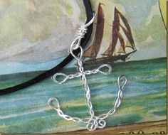 Wire Mom: Anchors away