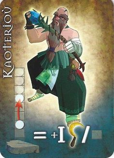 The Congregations – Kaoterioù (expansion) 7.0 BGG rating.