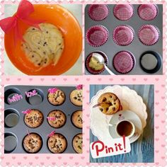 Cup cake activity