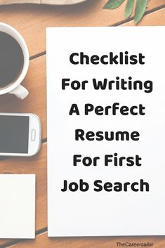 How To Make A Resume For A First Job 23 Best Resume Writing Tips Images On Pinterest  Career Gym And .