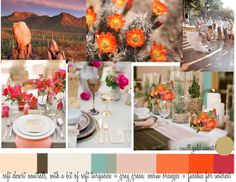For the Love of Cake! by Garry & Ana Parzych: Inspiration for a Desert-Themed Wedding Cake - Flying a Wedding Cake from NYC to Tucson, Arizo...