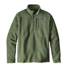 Patagonia Performance Besser Pullover Fleece Zip S Forge Grau/Schwarz Patagonia Hat, Mens Outdoor Clothing, Outdoor Apparel, Pullover, Cool Sweaters, Outdoor Outfit, Men Sweater, Zip, Men's Clothing