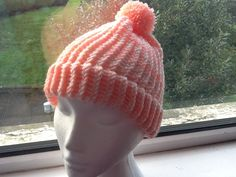 Pom Pom Hat Pom Pom Beanie Peach and Cream Hat Woolly Hat Woolly Beanie Gift for Her Knitted Beanie Yarn Hat Yarn Beanie Knit Hat Knitted Hat Woolly Hat Woolly Beanie Knitted Beanie Yarn Hat Yarn Beanie Knit Hat Pom Pom Hat Pom Pom Beanie Peach and Cream Hat Peach Cream Beanie Winter Woolies Winter Beanie Hat 14.00 GBP #goriani