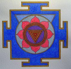 Kali-Ma Yantra
