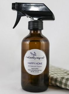 HAPPY HOME ALL-PURPOSE CLEANER