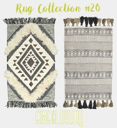 Sims 4 CC's - The Best: Rugs by sims4luxury