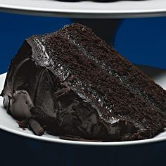 Coffee-Chocolate Layer Cake with Mocha-Mascarpone Frosting Recipe