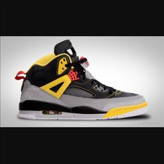 newest babfb 86d82 Air Jordan Shoes   Rare Jordan Spizike Sneakers   Color  Gray Red   Size