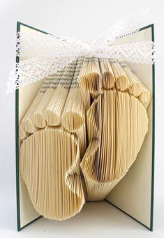 Book-Folding - M+S Homemade - Alles aus (m)einer Hand