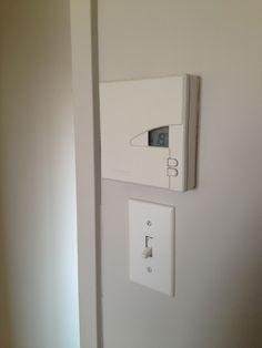 thermostat électrique