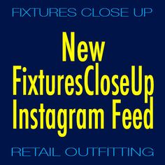 Now Follow Fixtures Close Up on Instagram Daily Instagram Feed, Close Up