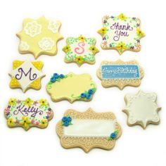 Decorated Cookies | Karen's Cookie Blog