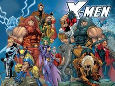 X-men Comic | X-Men Comics