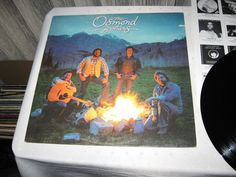 The Osmond Brothers - The Osmond Brothers, Lp mint