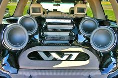 most powerful car audio system