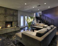 Basement Designs #basement