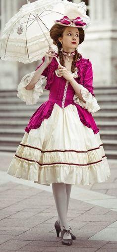 Rococo-Inspired Classical Lolita