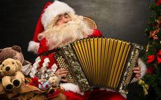 Kauneimmat joululaulut Sebastian Bach, Musicals, Santa, Teddy Bear, Fur, Animals, Recherche Google, Xmas, Animales