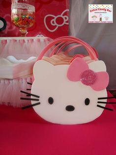 Hello kitty Bailarina para Cata | CatchMyParty.com