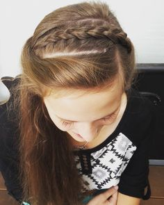 Dutch headband #thebraidedsisters #braids #dutchbraids #ehsfishtaildutchcontest #hairstylesforlonghair #dutchbraids #crown #crownbraid #hair #instagramcontest