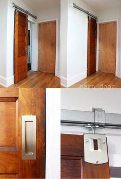 number40: barn doors