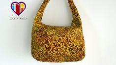 Bolsa sacola de tecido Artemis - Vendas e cursos de bolsas de tecido é n...