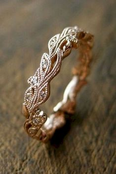 Awesome Wedding Rings Vintage 15