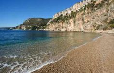 Cap D'Ail - La Mala Beach #french #riviera #beaches