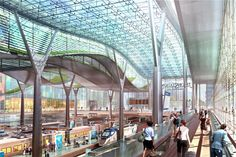 Amtrak and HOK reveal plans for a new Washington Union Station  (7)