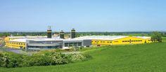 Furniture factory, Möbelfabrik. Tschechische Republik, Czech Republic. HANÁK NÁBYTEK, a.s. Popůvky 72.  752 01 Kojetín. Česká republika