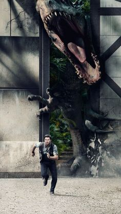 In the fourth movie of the Jurassic Series, find out which character you are!