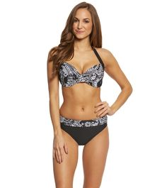 1e1b4409cd Beach Diva Sugar N Spice Underwire Bikini Top (D Cup) at SwimOutlet.com