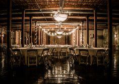 The Cotton Mill McKinney, TEXAS Cafe Lights-Nighttime.jpg