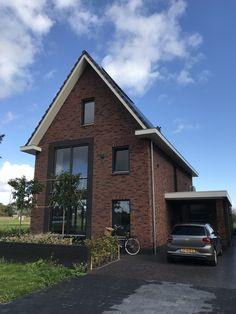 Woonhuis Volendam baksteen caprice telica