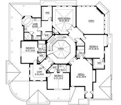 Level 2. Can't see myself ever needing a house this large, but hey, a girl can dream! ;)