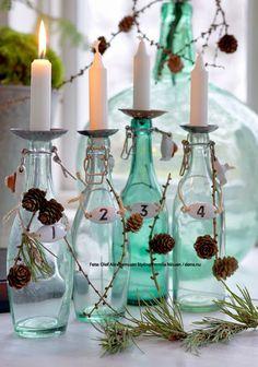 Bild publicerad i Allas Snart dags att fira första advent ♥ Känns riktigt härligt att få lite ljus i det gråa mörker som november bjud...