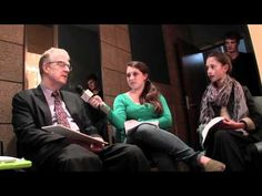 """Watch as four student reporters hand Sir Ken Robinson a """"blank check"""" and say: Design a learning place of your dreams. It's a three-part video series -- and definitely do watch through to Part 3, w..."""