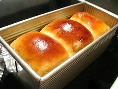 Puszyste ciasto drożdżowe na sposób japoński-na ... Snack Recipes, Snacks, Buns, Breads, Food And Drink, Rolls, Dinner, Breakfast, Snack Mix Recipes