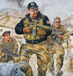 Enduring Freedom: US special forces in Afghanistan 2001-2010