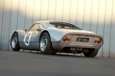 Porsche 904-6 Carrera GTS