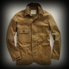 RRL メンズ ジャケット ダブルアールエル Cotton Twill Railroad Jacket ジャケット-アバクロ 通販 ショップ-【I.T.SHOP】