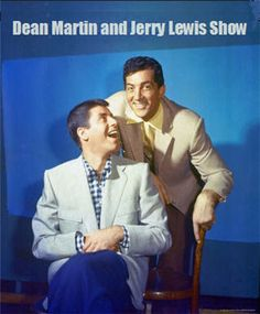 Times Past Old Time Radio Archives: Dean Martin and Jerry Lewis Show