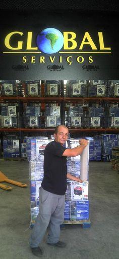 A Global Serviços Logística foi criada com base na experiência e padrões internacionais de gestão em movimentação e armazenagem de materiais (41) 3581-1639 Rua Leonardo Gelinski 901 Cajuru - Curitiba-Pr
