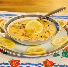 """Creamy Lemon Chicken Wild Rice Soup, created by Donna Bardocz, is vying for cash prizes in our """"Get Wild w/ Wild Rice"""" recipe contest, now closed for entries. Watch for our finalist list - posting next month on our website, below. #wildricecontest #wildrice #wildricesoup Entree Recipes, Soup Recipes, Wild Rice Recipes, Chicken Wild Rice Soup, Cooking Contest, Creamy Lemon Chicken, Entrees, Soups, Curry"""