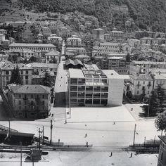 Giuseppe Terragni,Casa del Fascio,Como (1932-33).