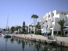 Port El Kantaoui - Lovely place in Tunis