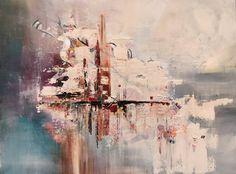 "Saatchi Art Artist Mo Tuncay; Painting, "" Izmir "" #art"