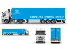 thyssenkrupp mit neuem Markenauftritt. | Corporate Identity Portal