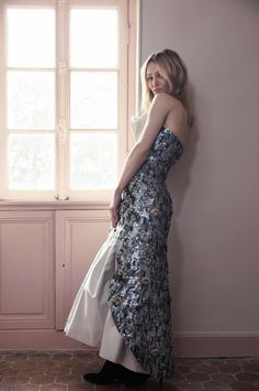 """Vanessa Paradis for """"Sorbet"""" Magazine on Behance Strapless Dress Formal, Prom Dresses, Formal Dresses, Fashion Magazine Cover, Magazine Covers, Foto Fashion, Vanessa Paradis, Sorbet, My Girl"""